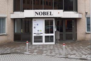 Nobel gebouw - locatie massage Homminga Zwolle
