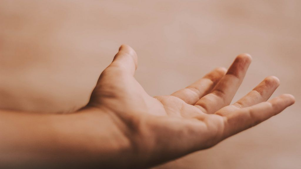 holistische massage voorbeeld