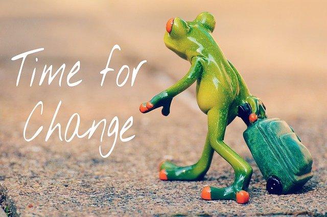 tijd voor verandering massage